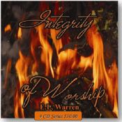 Integrity of Worship