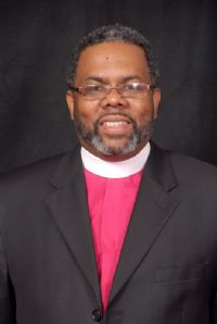 Bishop-Designate Gerald Patterson